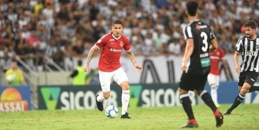 VÍDEO: Pouco criativo, Inter perde por 2 a 0 do Ceará