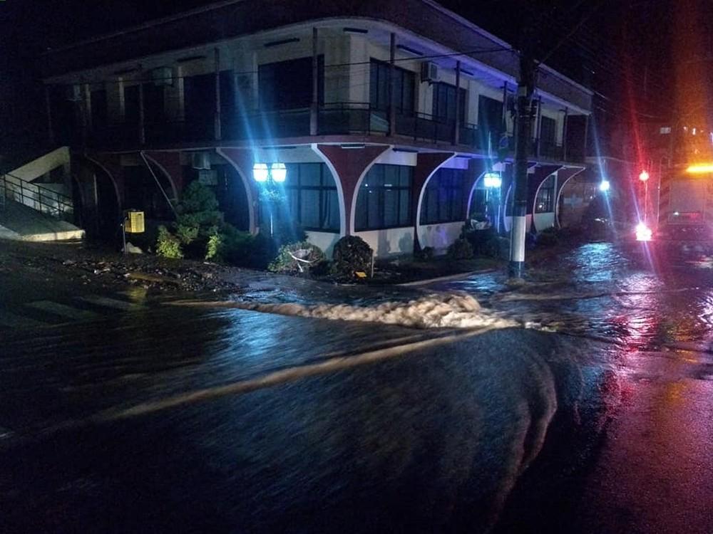 Lacerdópolis decreta emergência após chuva e morte