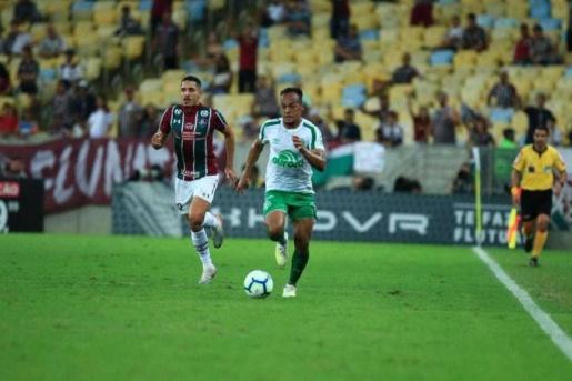 VÍDEO: Chapecoense empata em 1 a 1 com o Fluminense