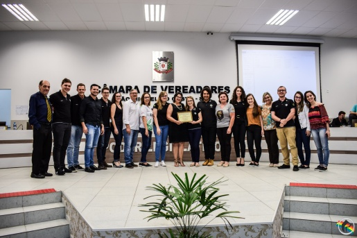 Moção parabeniza LEO Clube pelos 10 anos em São Miguel do Oeste
