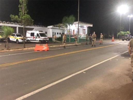 Polícia realiza Operação Hórus para combater crimes de fronteira