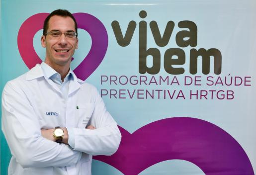 VIVA BEM: Saúde Integral do Homem