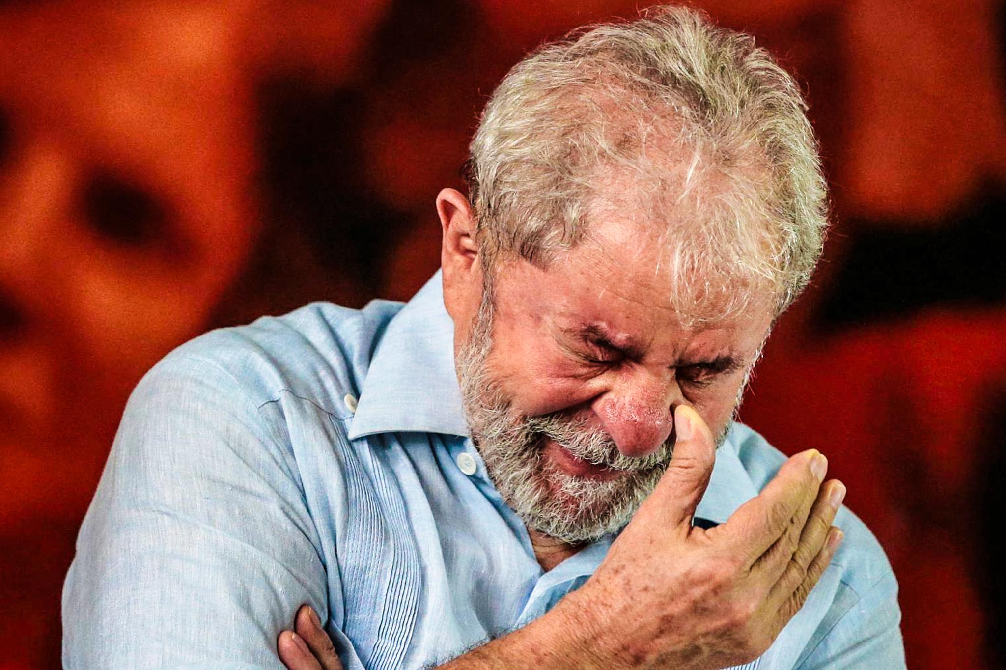 VÍDEO: STF rejeita Habeas Corpus de Lula e ele poderá ser preso
