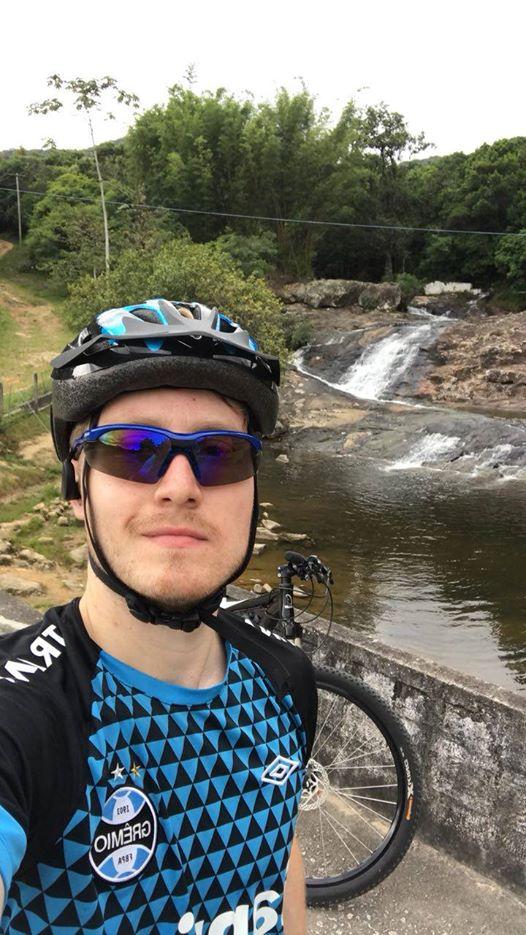 Mondaiense irá percorrer mais de 500 km de bicicleta para assistir final da Recopa