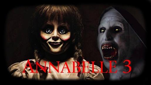 Filme Annabelle 3 estreia nesta quinta-feira no Cine Peperi