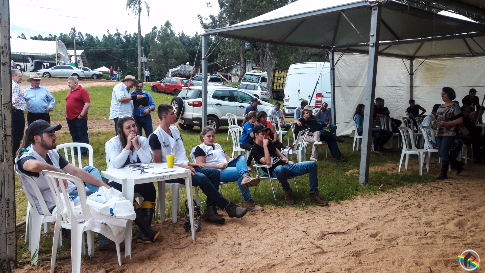 Secretário de Estado da Agricultura participa da Mercoleite na Faismo