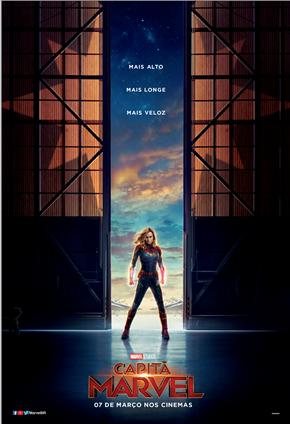 Capitã Marvel - 3D