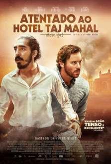 Atentado ao Hotel Taj Mahal - 2D