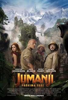 Jumanji – Próxima Fase - 3D