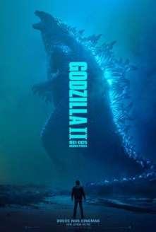 Godzilla II: Rei dos Monstros - 3D