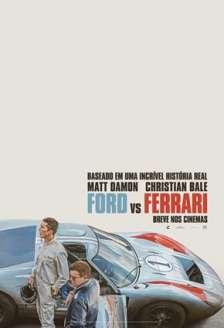 Ford vs Ferrari - 2D