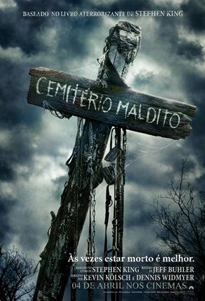 Cemitério Maldito - 2D