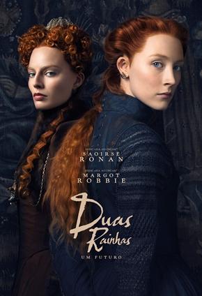 Duas rainhas - 2D