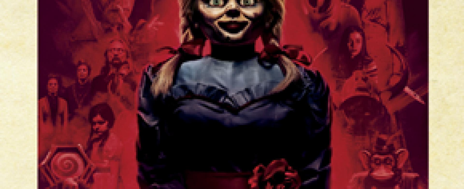 Annabelle 3 - 2D