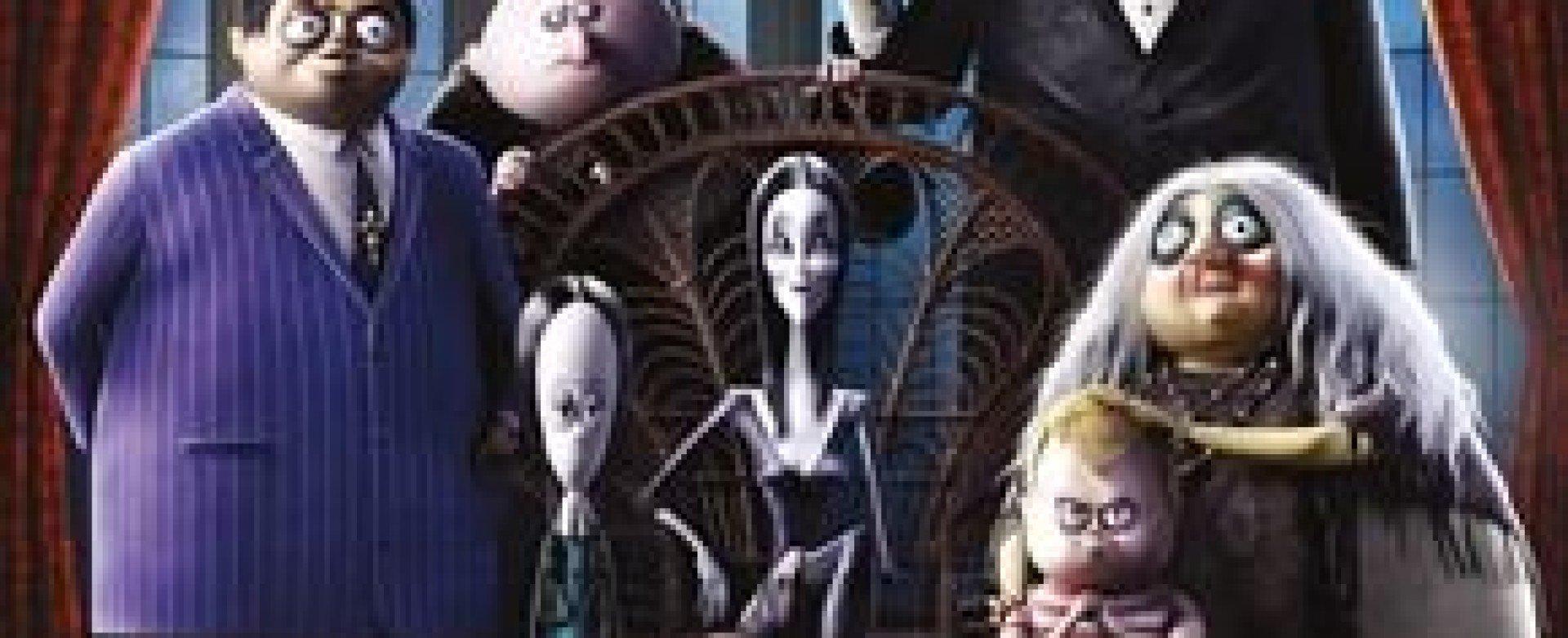 A família Addams - 2D