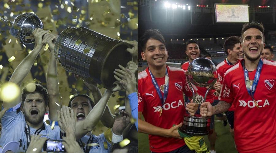Grêmio enfrenta o Independiente pela Recopa Sul-Americana nesta quarta-feira