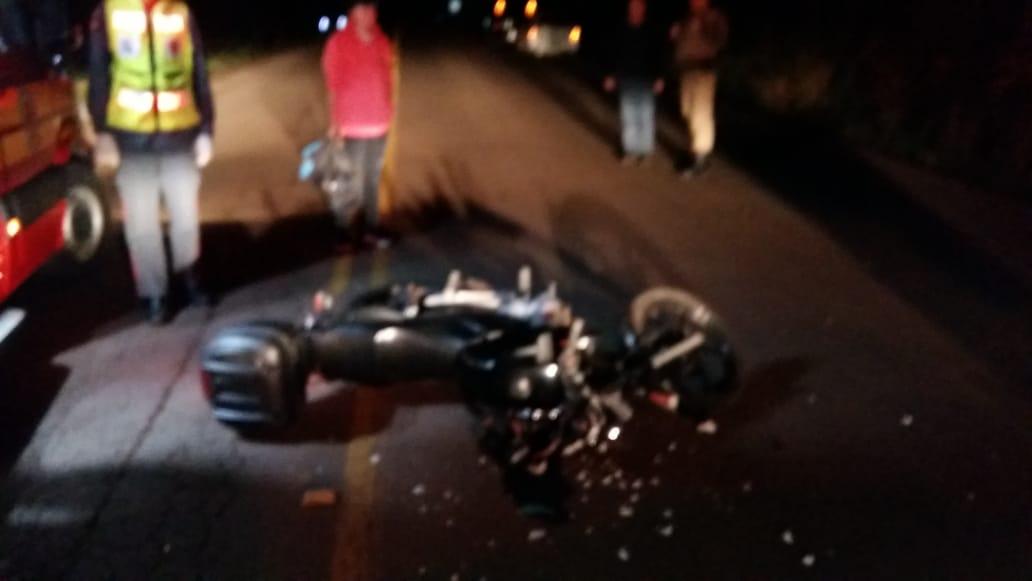 Bombeiros de Itapiranga atendem duas ocorrências com feridos em acidentes