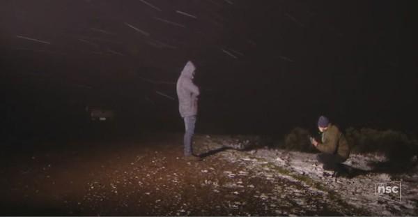 Acúmulo de neve é registrado em SC pela pela primeira vez em 2018