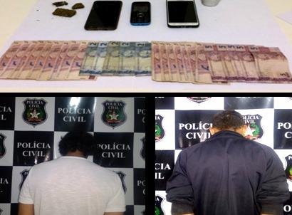 Polícia Civil realiza operação para elucidar crime de roubo contra idoso