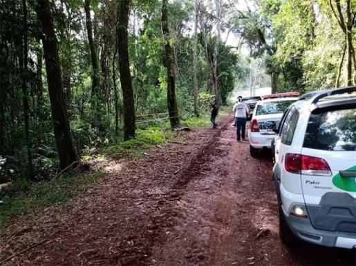 Corpo em avançado estado de decomposição é encontrado em São Domingos