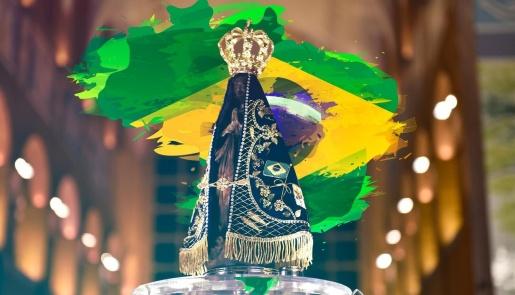 Nossa Senhora Aparecida Mãe Da Família Brasileira: Missa Em Honra A Nossa Senhora Aparecida Terá Transmissão