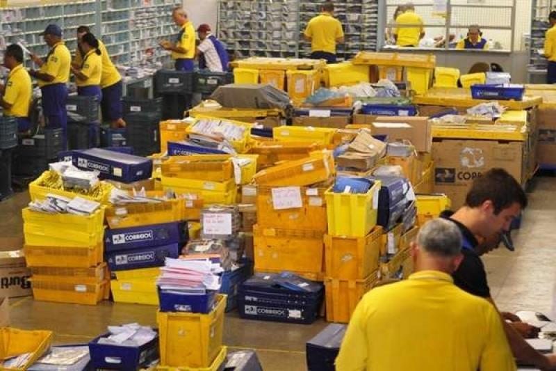 Agência dos correios anunciam contratações através de concurso público