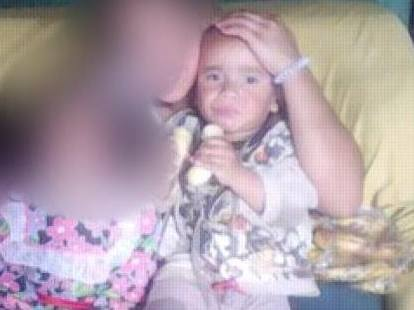 Criança morre afogada em córrego em Xaxim
