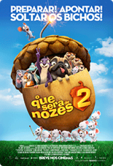 O Que Será de Nozes 2 - 3D | 05/10/17