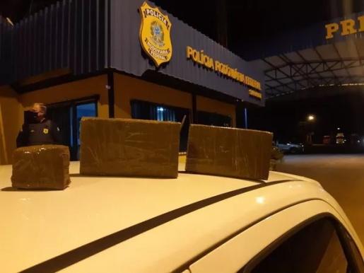 Pai e filha de Itapiranga são presos por tráfico de drogas no RS