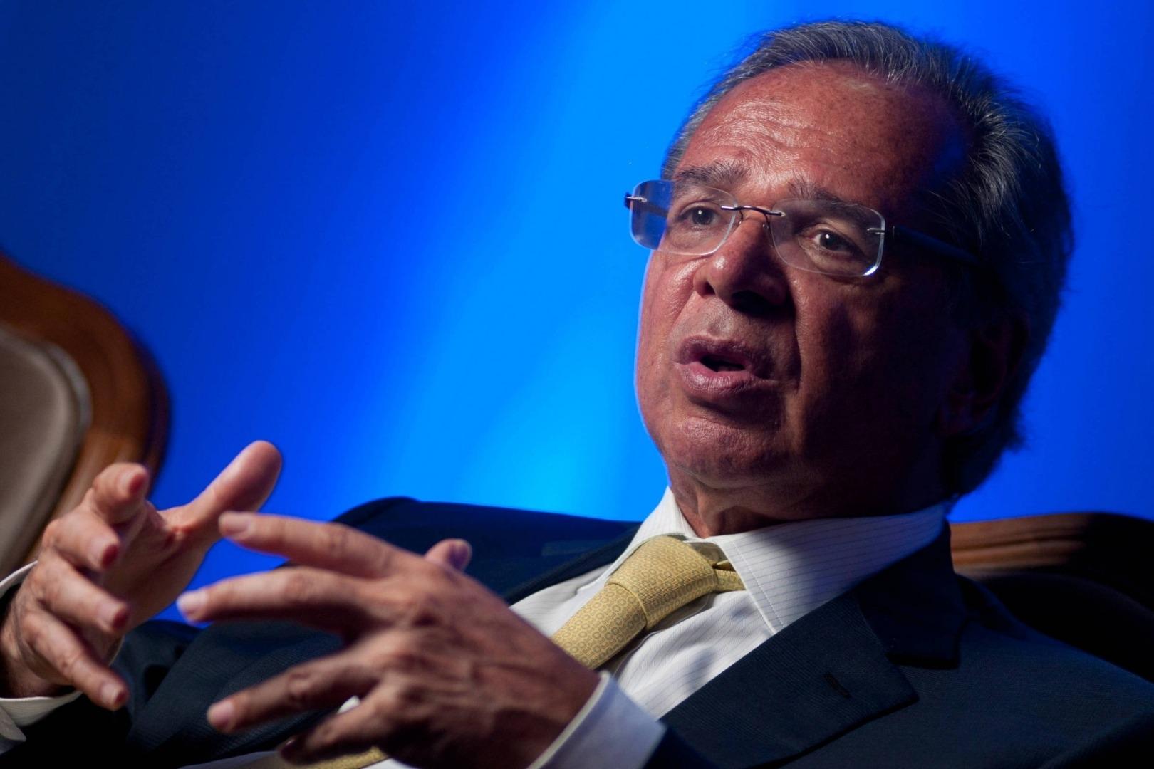 Paulo Guedes diz que não haverá aumento de impostos