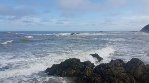 Ciclone no mar afetará SC com fortes rajadas de vento