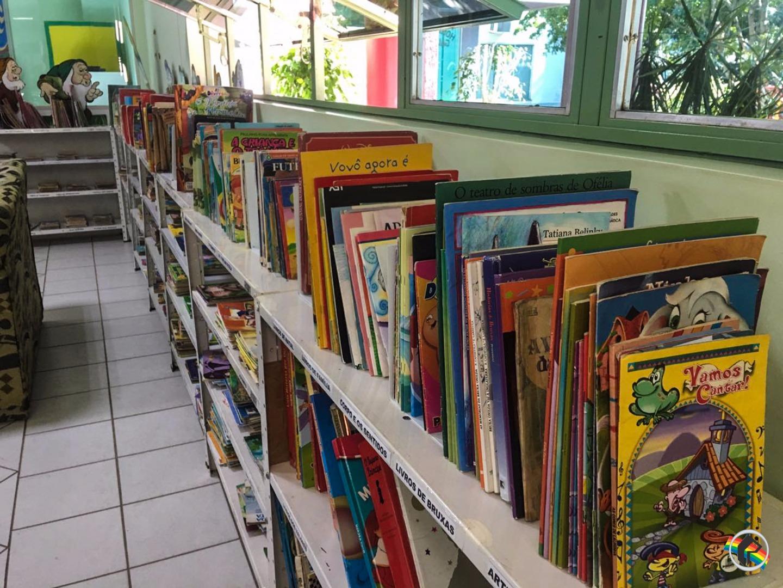 COTIDIANOS: O dia-a-dia de quem vive incentivando a leitura