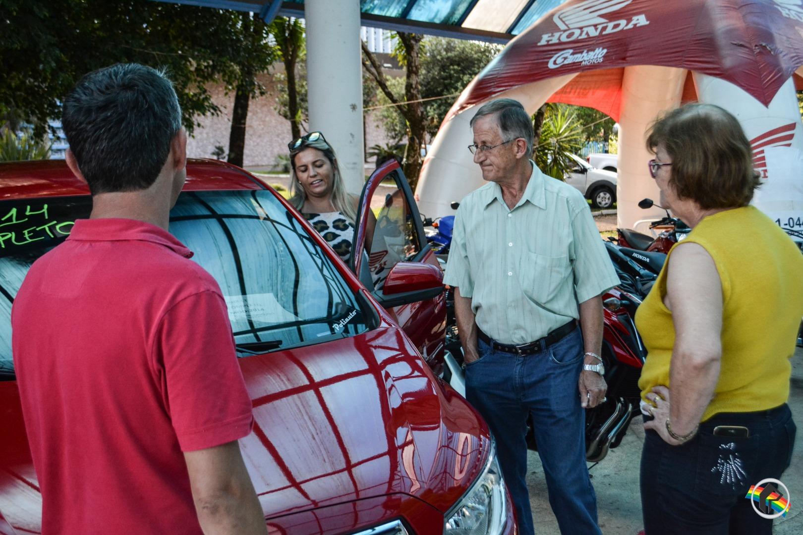 Bradesco Financiamentos realiza feirão de carros e motos