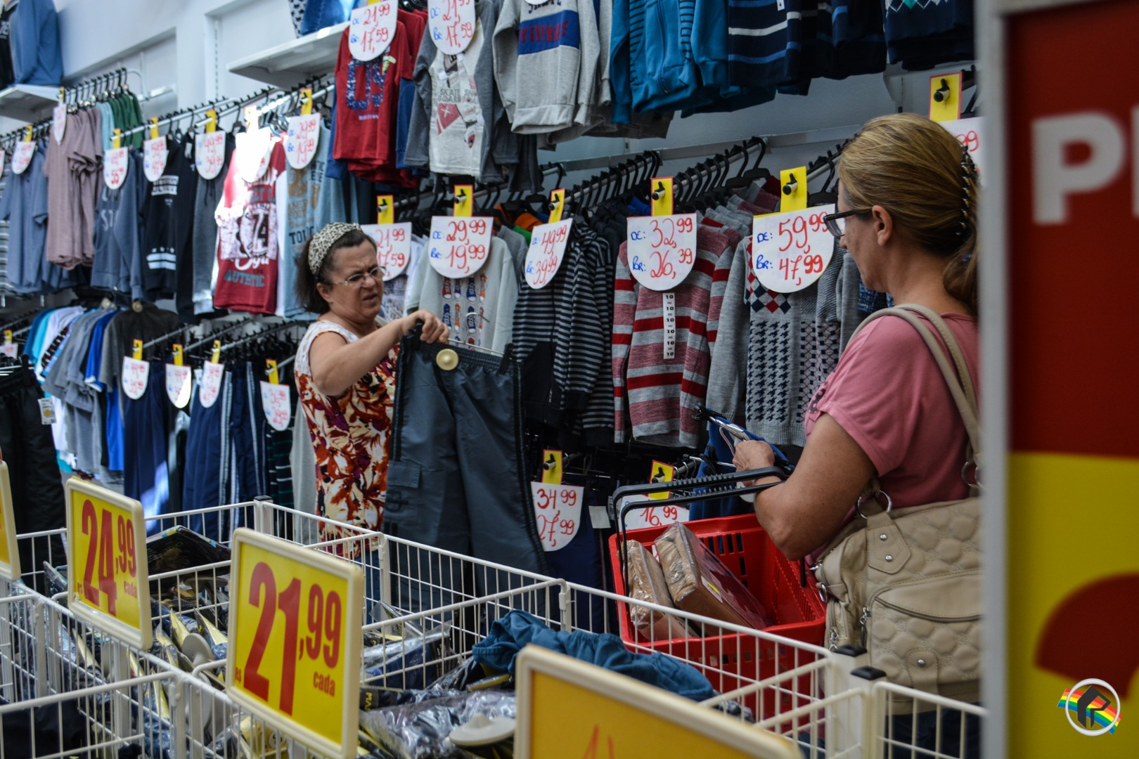 Loja Pormenos reinaugura em São Miguel do Oeste