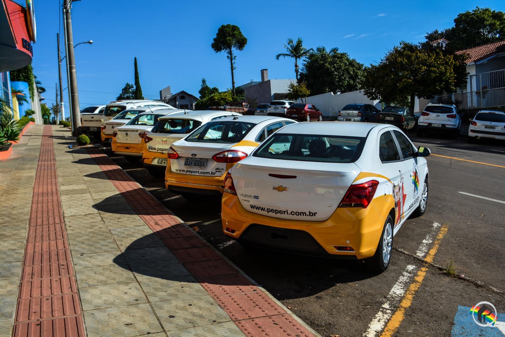 Rede Peperi renova sua frota de veículos