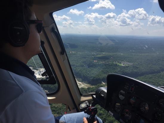 Faismo 2017 terá voos panorâmicos de helicóptero