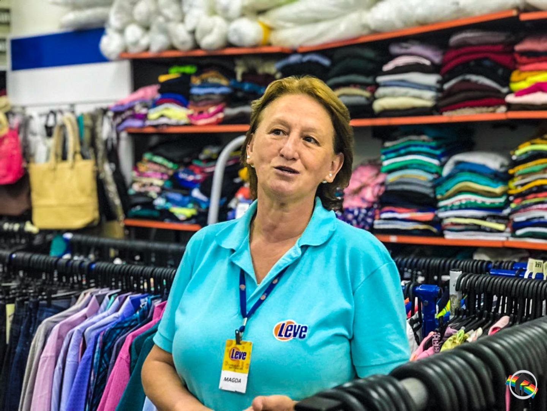 COTIDIANOS: Uma vez vendedora, sempre vendedora