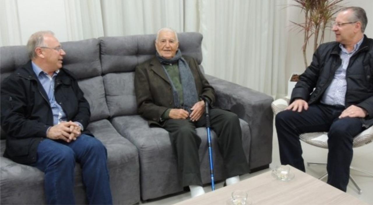 No próximo sábado Peperi reapresenta entrevista com ex-prefeito Ernesto Ghiel