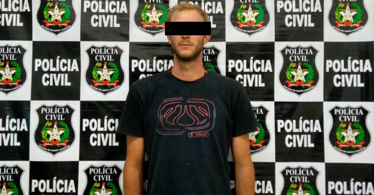 Acusado de matar homem no interior de Palma Sola é preso
