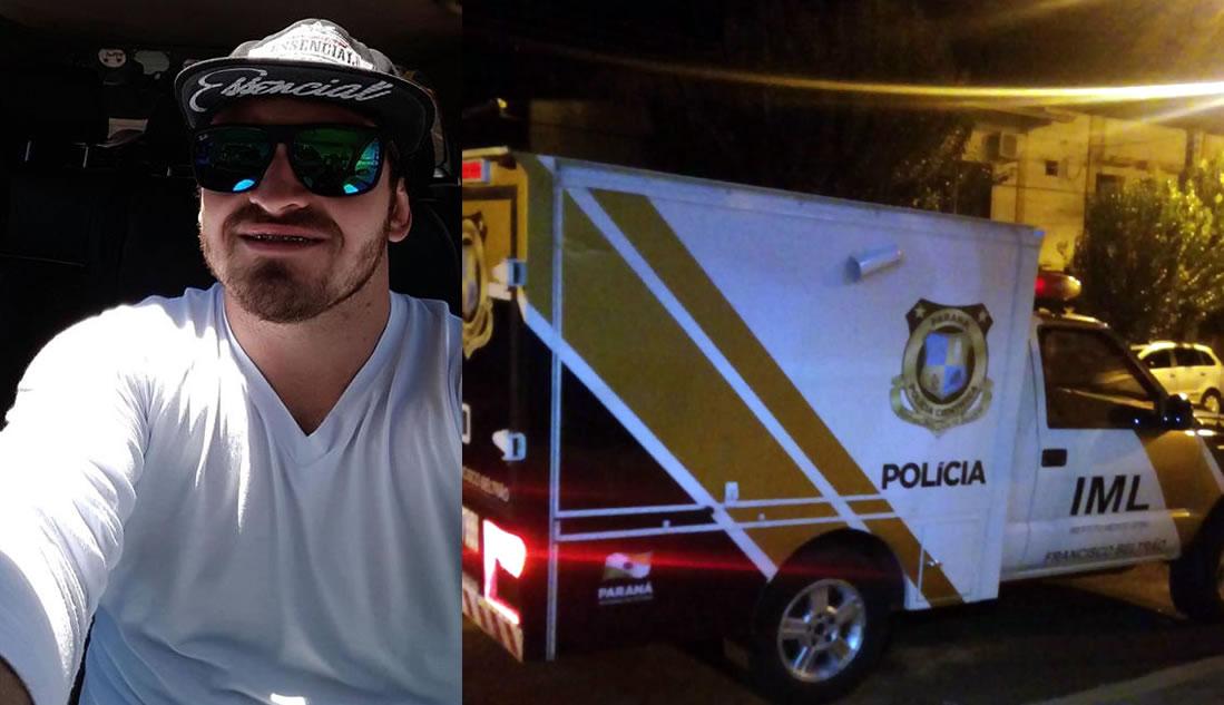 Homem morre em acidente na PR 481 em Santo Antônio do Sudoeste