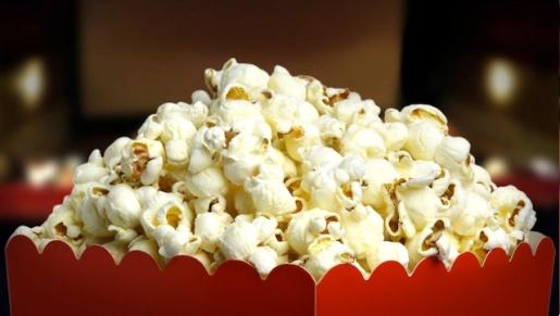 Cine Peperi vai começar vender pipoca a partir deste sábado