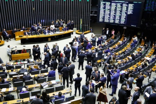 Por 370 votos a 124, texto-base da reforma da Previdência é aprovado na Câmara