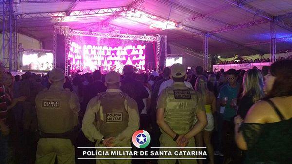 Cerca de 90 policiais atuaram durante a Faismo 2017