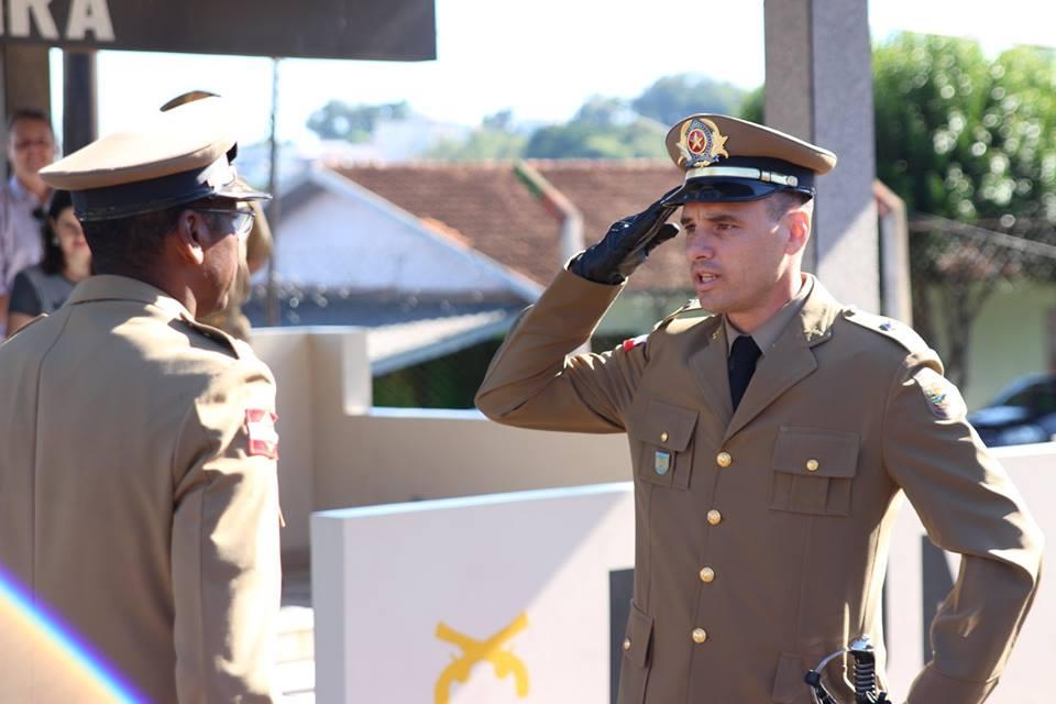 11º Batalhão da PM realiza promoção de Policiais Militares