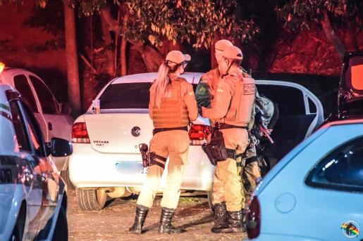 Polícia Militar flagra aglomeração em São Miguel do Oeste