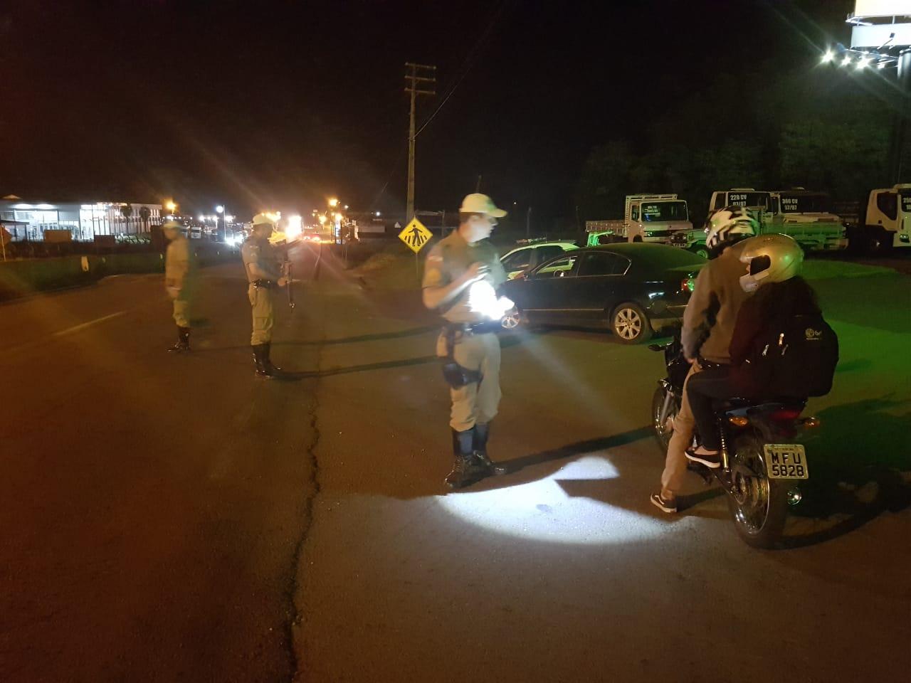Polícia Militar Rodoviária faz balanço positivo da Operação Natal 2018