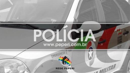 PM de Itapiranga recupera veículo furtado em São Miguel do Oeste
