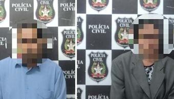 Casal de pastores de Chapecó é preso por estupro dos cinco filhos
