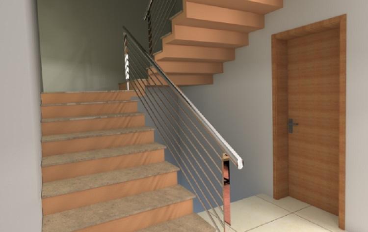 Bebê morre ao cair de escada em Concórdia