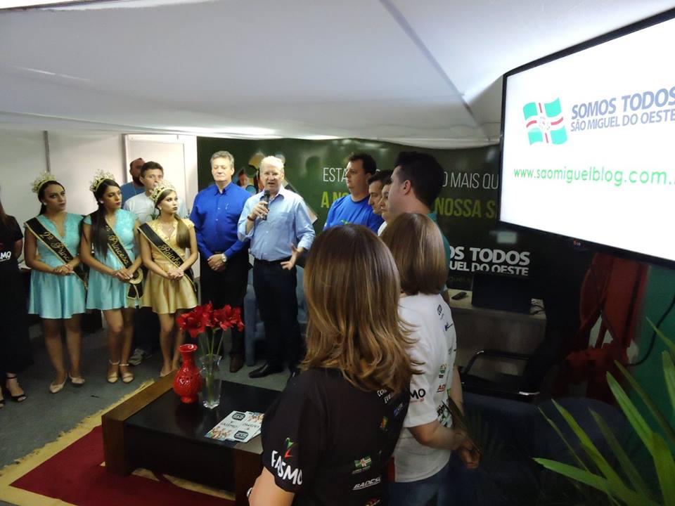 Prefeitura de São Miguel do Oeste lança blog oficial